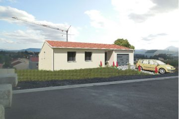Projet de construction à Gerzat