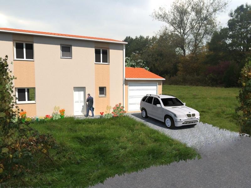 Construction de maison individuelle pr s de riom for Projet construction maison individuelle