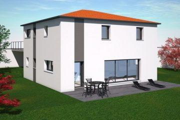 Construction maison moderne Clermont-Ferrand