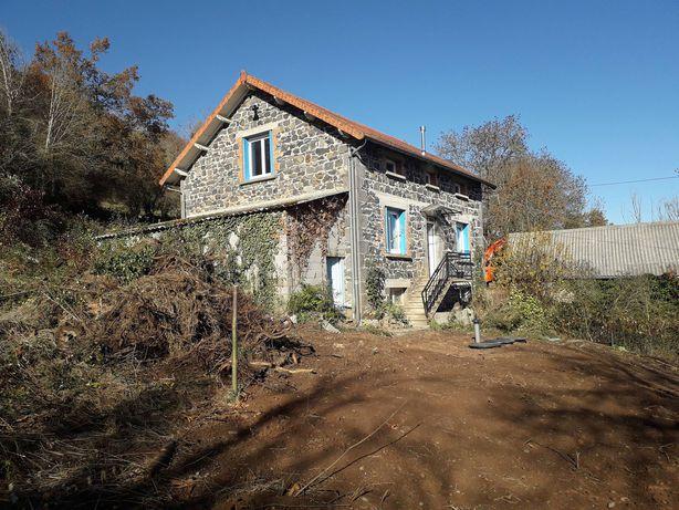 R novation maison de campagne bromont lamothe dans le puy de d me - Renovation maison de campagne ...