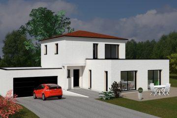 Avant projet construction maison Vezel