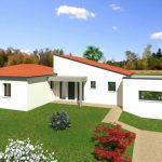 Avant-projet maison moderne Lezoux