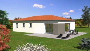 Projet construction maison Vensat