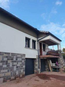 Rénovation complète maison Riom 63