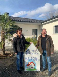 Réception deux maisons Romagnat et Issoire
