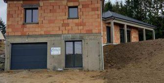 Suivi de chantier maison Saint-Gervais-d'Auvergne
