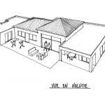 Projet de construction maison individuelle en Limagne