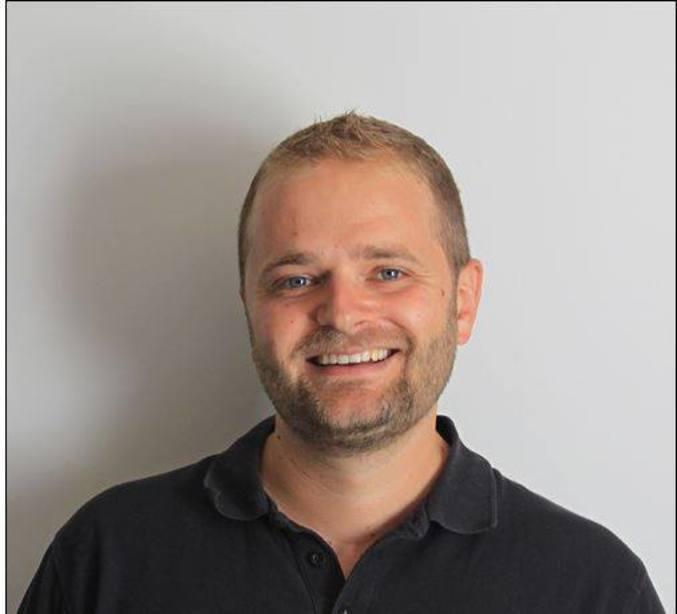 Nouveau collaborateur Maxime Barrat